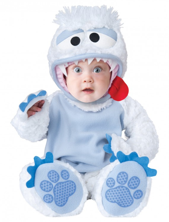 Abominable Snowbaby Infant Costume, halloween costume (Abominable Snowbaby Infant Costume)