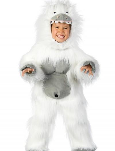 Abominable Snowman Costume, halloween costume (Abominable Snowman Costume)