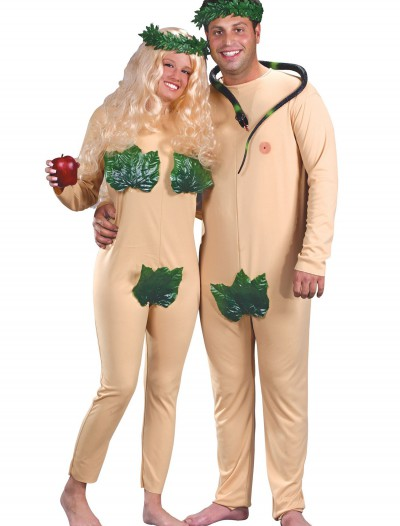 Adam and Eve Costume, halloween costume (Adam and Eve Costume)