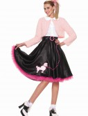 Adult 50s Sweetheart Costume, halloween costume (Adult 50s Sweetheart Costume)