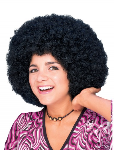 Adult Afro Wig, halloween costume (Adult Afro Wig)