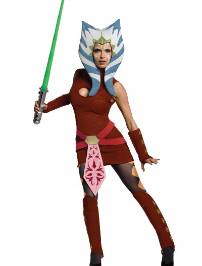 Adult Ahsoka Costume, halloween costume (Adult Ahsoka Costume)