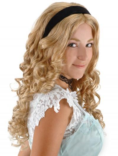 Adult Alice in Wonderland Wig, halloween costume (Adult Alice in Wonderland Wig)