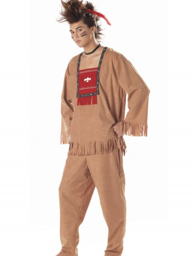 Adult American Indian Costume, halloween costume (Adult American Indian Costume)