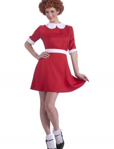 Adult Annie Costume, halloween costume (Adult Annie Costume)