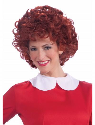 Adult Annie Wig, halloween costume (Adult Annie Wig)