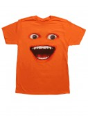 Adult Annoying Orange Big Face Costume T-Shirt, halloween costume (Adult Annoying Orange Big Face Costume T-Shirt)