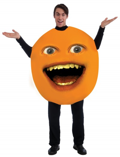 Adult Annoying Orange Costume, halloween costume (Adult Annoying Orange Costume)
