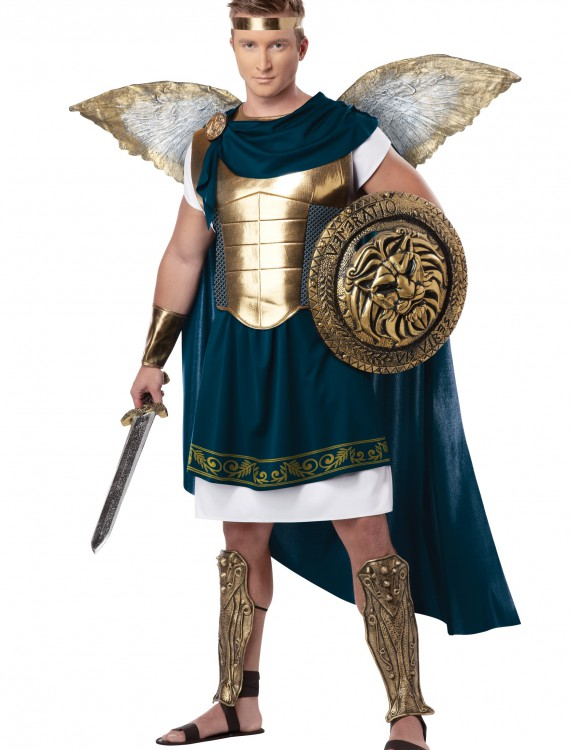 Adult Archangel Gabriel Costume, halloween costume (Adult Archangel Gabriel Costume)