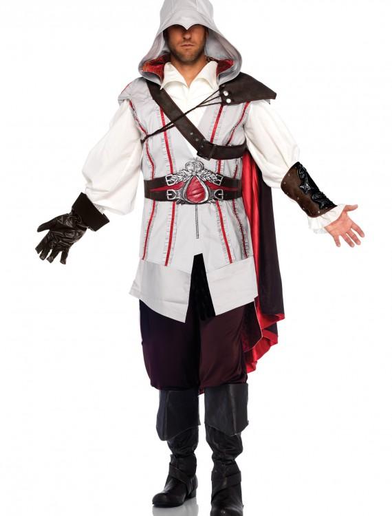 Adult Assassin's Creed Ezio Costume, halloween costume (Adult Assassin's Creed Ezio Costume)