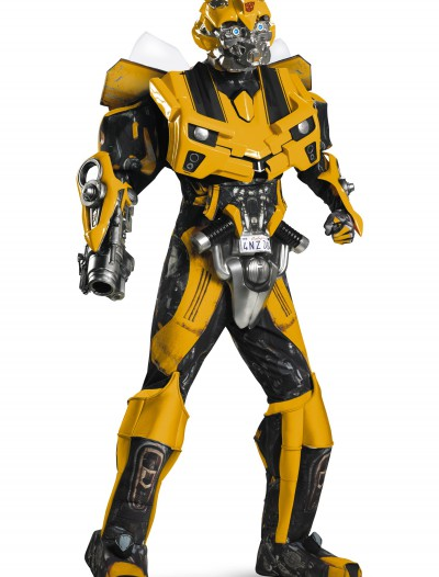 Adult Authentic Bumblebee Costume, halloween costume (Adult Authentic Bumblebee Costume)