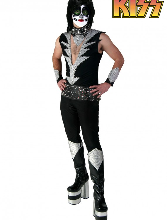Adult Authentic Catman Destroyer Costume, halloween costume (Adult Authentic Catman Destroyer Costume)