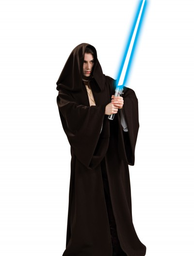 Adult Authentic Jedi Robe, halloween costume (Adult Authentic Jedi Robe)