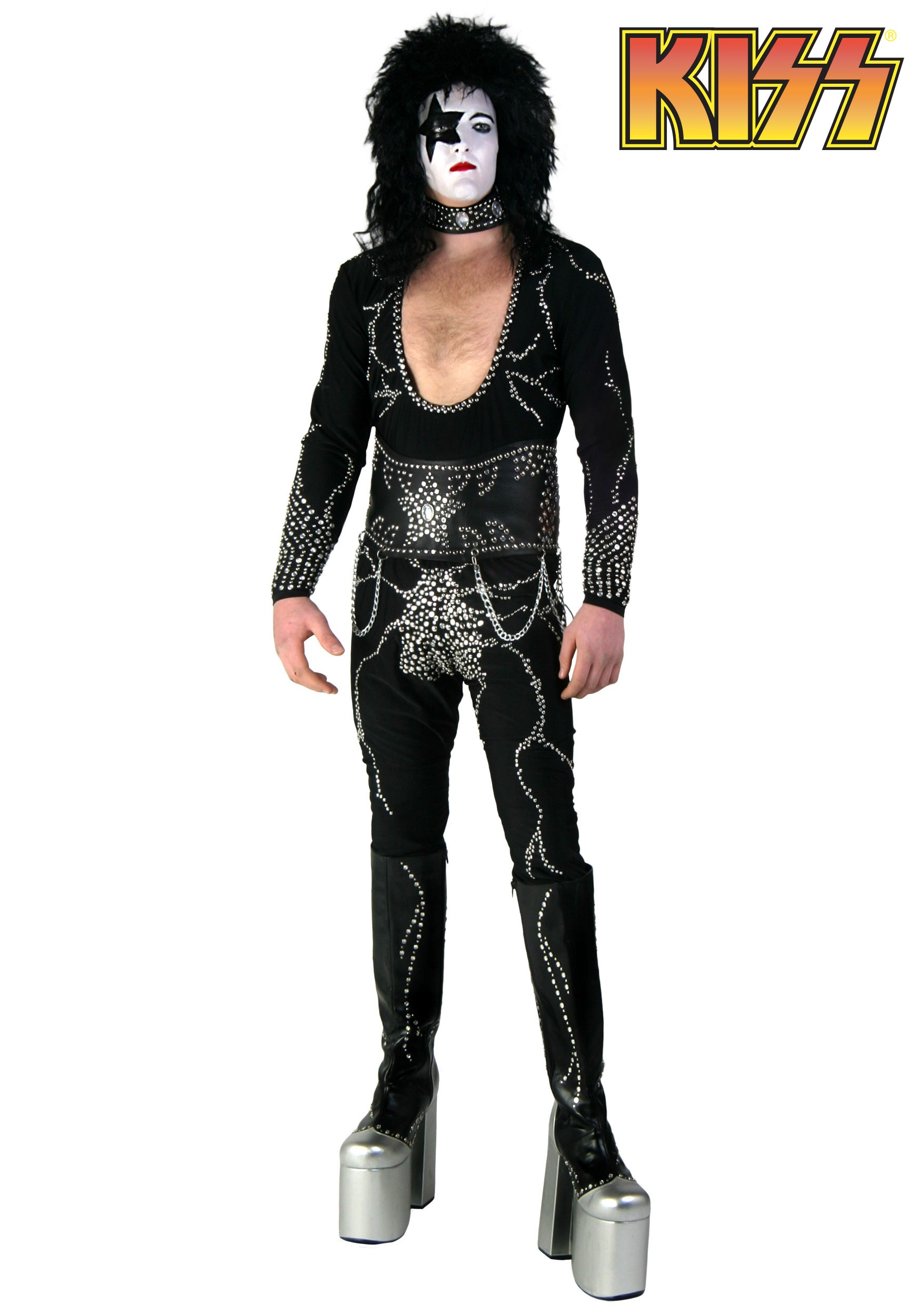 f91e93b8a1a Adult Authentic Starchild Destroyer Costume Sc 1 St Halloween Costumes