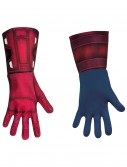 Adult Avengers Captain America Gloves, halloween costume (Adult Avengers Captain America Gloves)