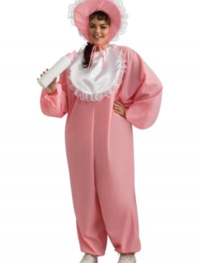 Adult Baby Girl Plus Size Costume, halloween costume (Adult Baby Girl Plus Size Costume)