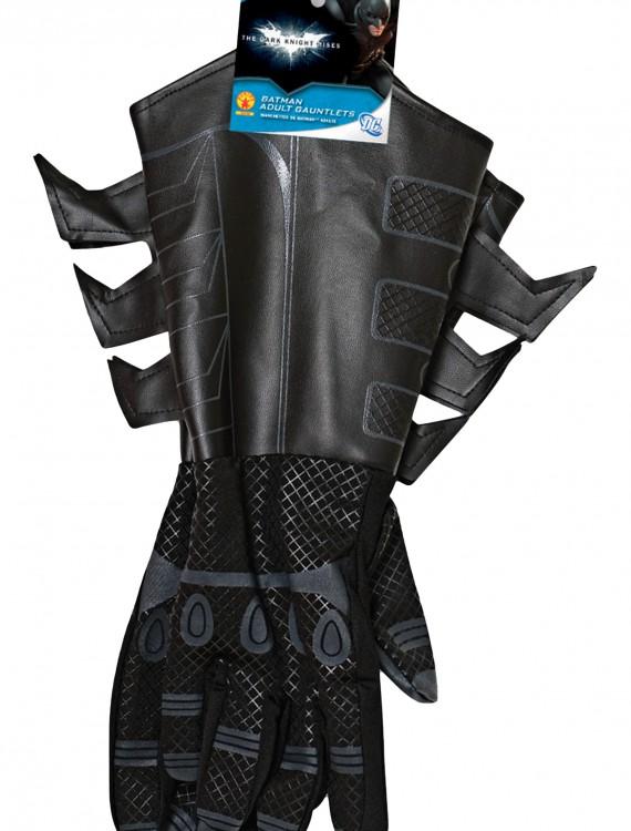 Adult Batman Gauntlets, halloween costume (Adult Batman Gauntlets)