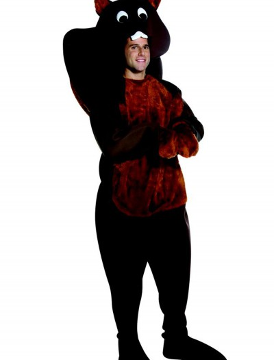 Adult Beaver Costume, halloween costume (Adult Beaver Costume)
