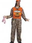 Adult Beaver Hunter Costume, halloween costume (Adult Beaver Hunter Costume)