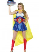 Adult Beer Girl Costume, halloween costume (Adult Beer Girl Costume)