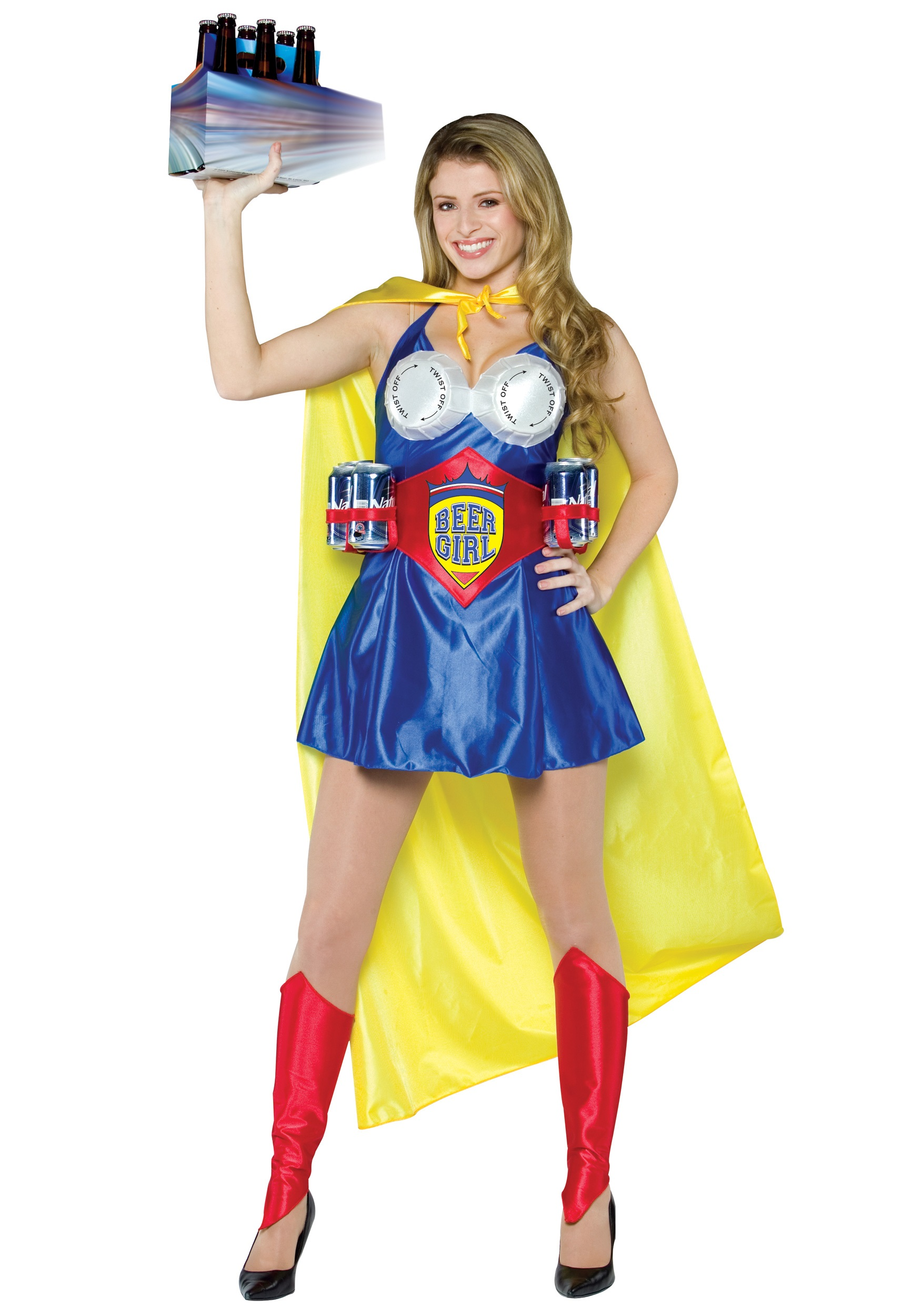 Adult Beer Girl Costume  sc 1 st  Halloween Costumes & Adult Beer Girl Costume - Halloween Costumes