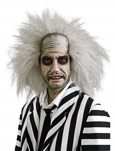 Adult Beetlejuice Wig, halloween costume (Adult Beetlejuice Wig)