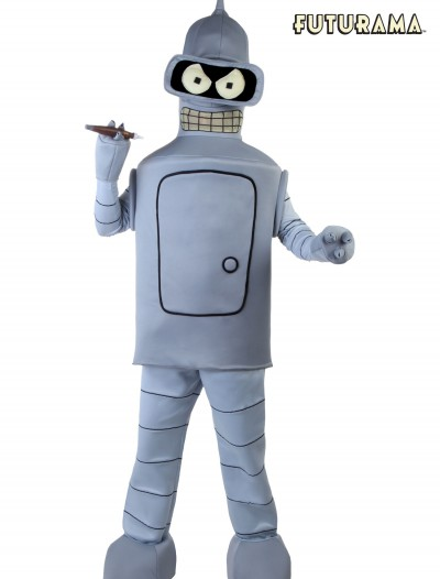 Adult Bender Costume, halloween costume (Adult Bender Costume)