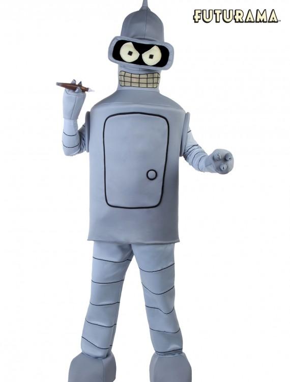 Adult Bender Costume, halloween costume (Adult Bender Costume)