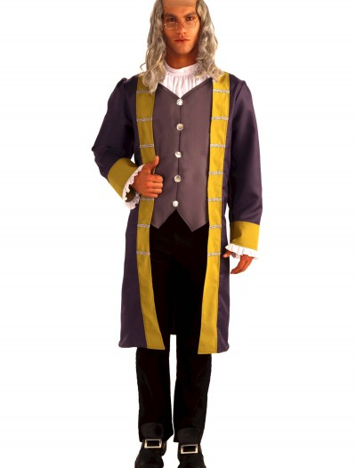 Adult Benjamin Franklin Costume, halloween costume (Adult Benjamin Franklin Costume)