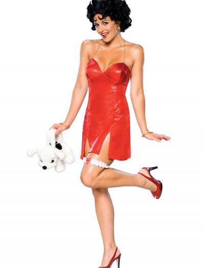 Adult Betty Boop Costume, halloween costume (Adult Betty Boop Costume)
