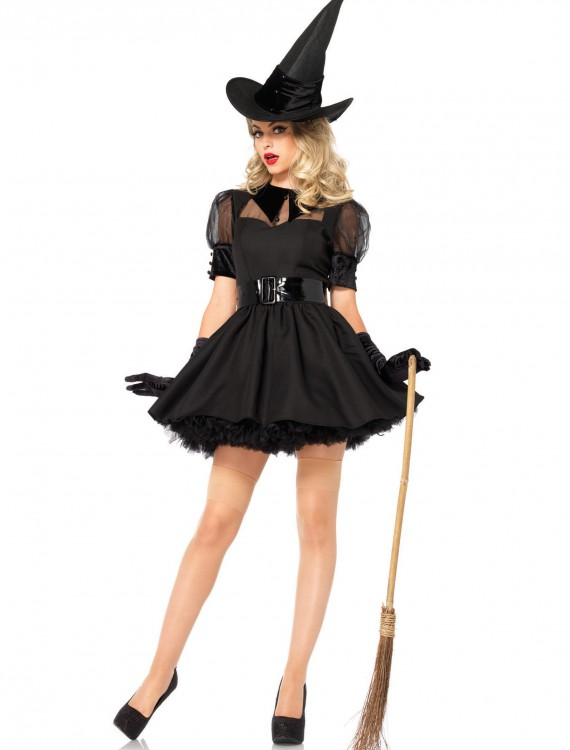 Adult Bewitching Beauty Costume, halloween costume (Adult Bewitching Beauty Costume)