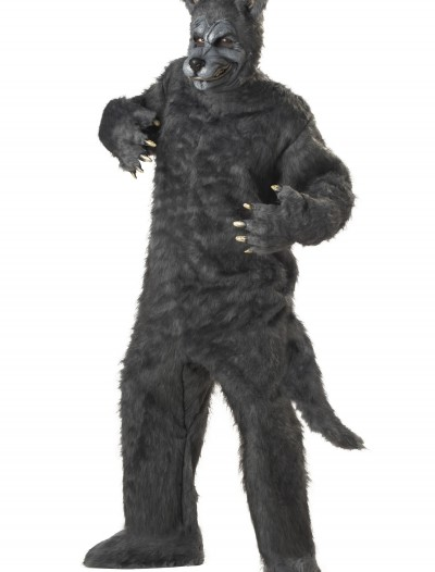 Adult Big Bad Wolf Costume, halloween costume (Adult Big Bad Wolf Costume)