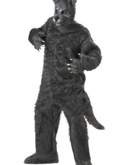 Adult Big Bad Wolf Costume, halloween costume (Adult Big Bad Wolf Costume)
