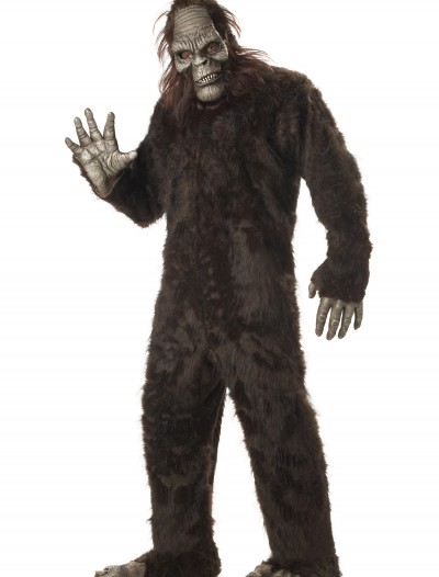 Adult Big Foot Costume, halloween costume (Adult Big Foot Costume)