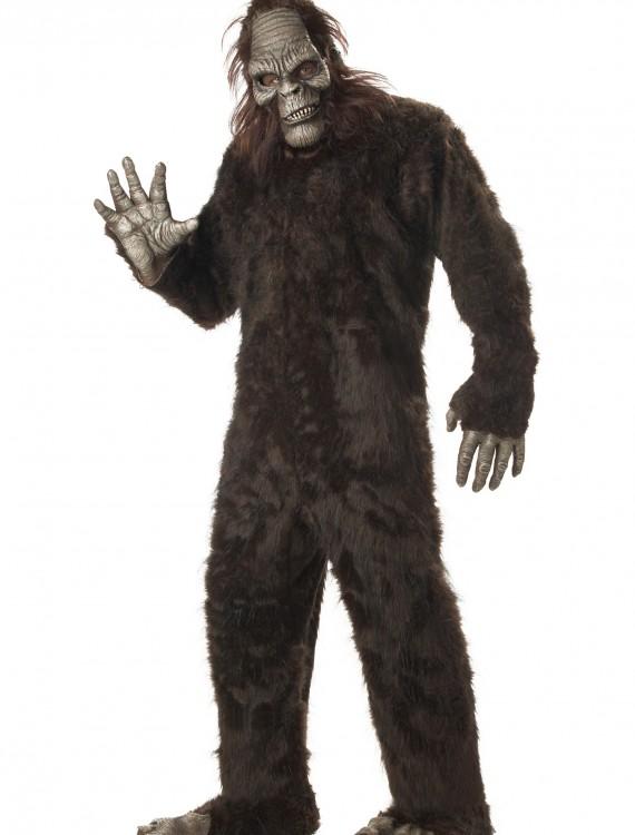 Adult Big Foot Costume, halloween costume (Adult Big Foot Costume)