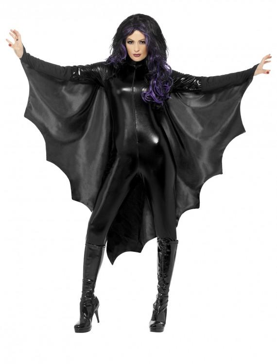 Adult Black Bat Wings, halloween costume (Adult Black Bat Wings)