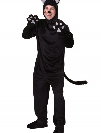 Adult Black Cat Costume, halloween costume (Adult Black Cat Costume)