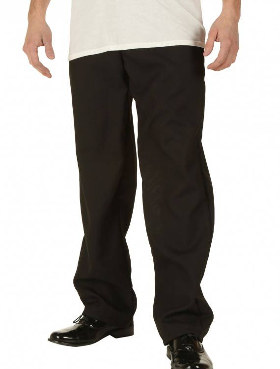 Adult Black Pants, halloween costume (Adult Black Pants)