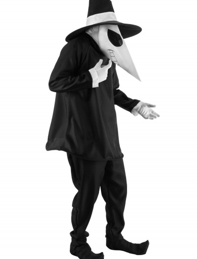 Adult Black Spy vs Spy Costume, halloween costume (Adult Black Spy vs Spy Costume)