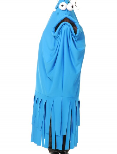 Adult Blue Monster Madness Costume, halloween costume (Adult Blue Monster Madness Costume)