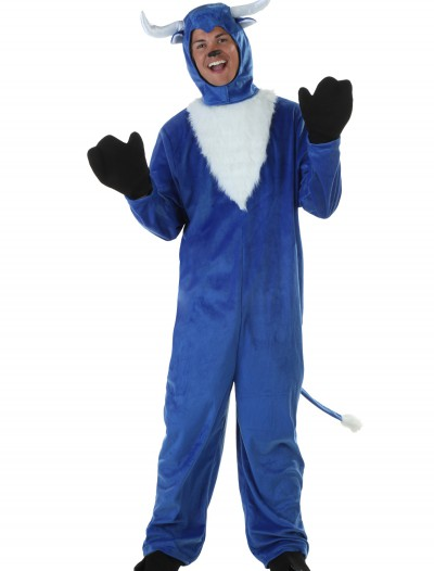 Adult Blue Ox Costume, halloween costume (Adult Blue Ox Costume)