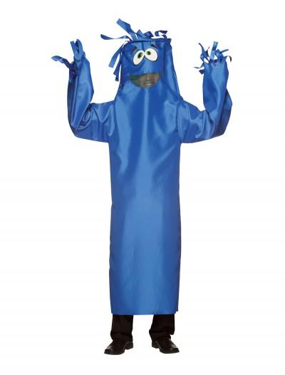 Adult Blue Wacky Wiggler Costume, halloween costume (Adult Blue Wacky Wiggler Costume)