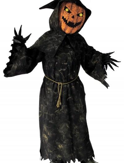 Adult Bobble Eyes Pumpkin Costume, halloween costume (Adult Bobble Eyes Pumpkin Costume)