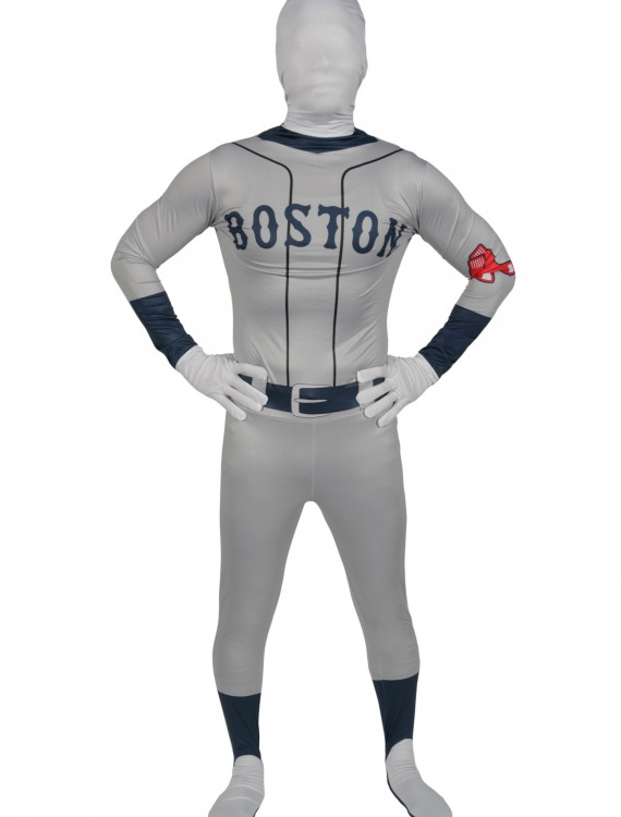 Adult Boston Red Sox Skin Suit, halloween costume (Adult Boston Red Sox Skin Suit)