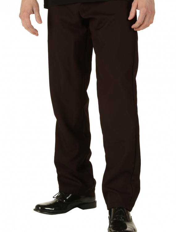 Adult Brown Pants, halloween costume (Adult Brown Pants)