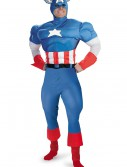 Captain America Costume, halloween costume (Captain America Costume)