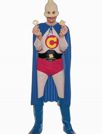 Adult Captain Condom Costume, halloween costume (Adult Captain Condom Costume)