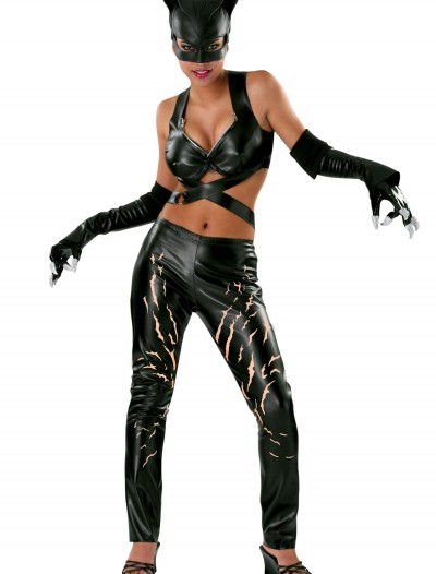 Adult Catwoman Costume, halloween costume (Adult Catwoman Costume)