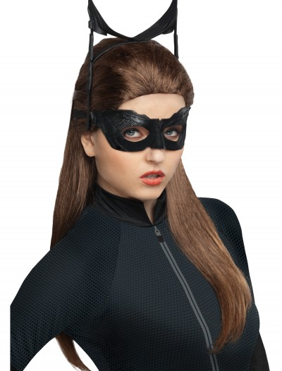 Adult Catwoman Wig, halloween costume (Adult Catwoman Wig)