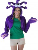 Adult Cece May Purple Shrug, halloween costume (Adult Cece May Purple Shrug)